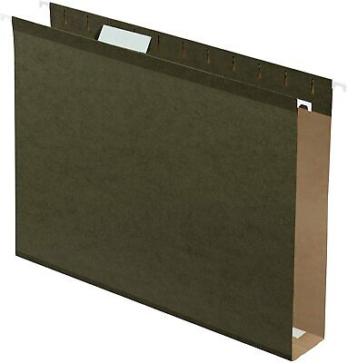 Pendaflex Extra Capacity Reinforced Hanging File Folders 2 Legal Size