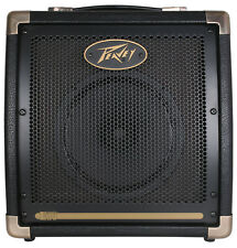 Peavey Ecoustic E20 20 Watt Acoustic / Vocal / Line Combo Amplifier 03599640