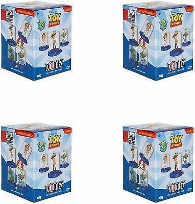 Zag Toys Toy Story Series 1 Domez 4 Boxes