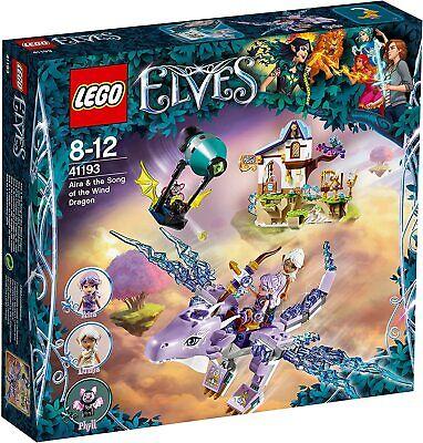 Lego Elves 41193 Aira y la canción del dragón del viento Nuevo