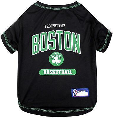 BOSTON CELTICS NBA Pet Dog tee shirt