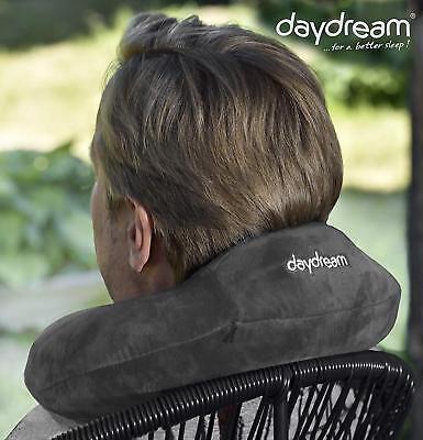 daydream Nackenkissen mit KOPFSTÜTZE und Memory Foam, Nackenhörnchen (N-5361) ()