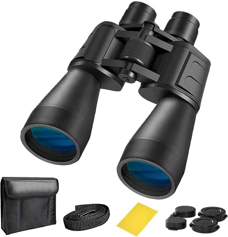 60 x 90 Binoculars for Adults Waterproof Binoculars Professional Telescope Gifts