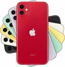 Apple iPhone 11  64GB / 128GB  / 256GB UNLOCKED  >>  5 MONTHS APPLE WARRANTY  <<