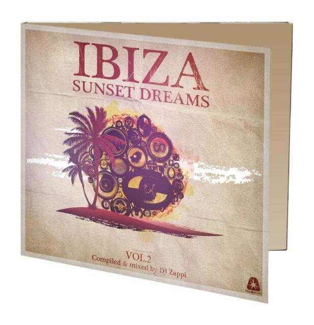 IBIZA SUNSET DREAMS VOL.2 (Tiger Rose, Joy Marquez, Yokoo,...)  2 CD NEU