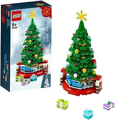 Lego Christmas Tree (40338) New in Box! Limited Edition!