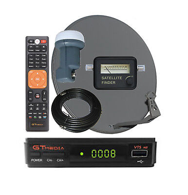 Complete HD FTA Free To Air Satellite System One Room