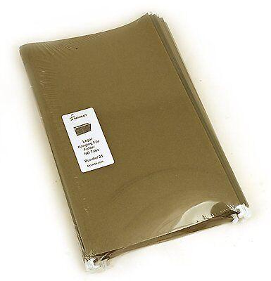 Legal Hanging File Folder No Tabs 2 Packs Of 25 Skilcraft