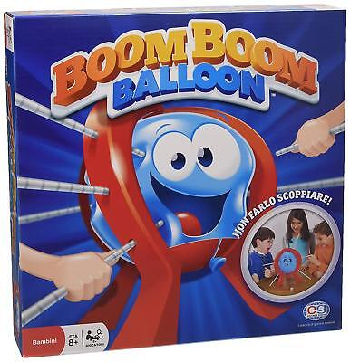 Boom Boom Balloon Family Party Board Game Adults Kids Funny Crazy Toy Xmas Gifts