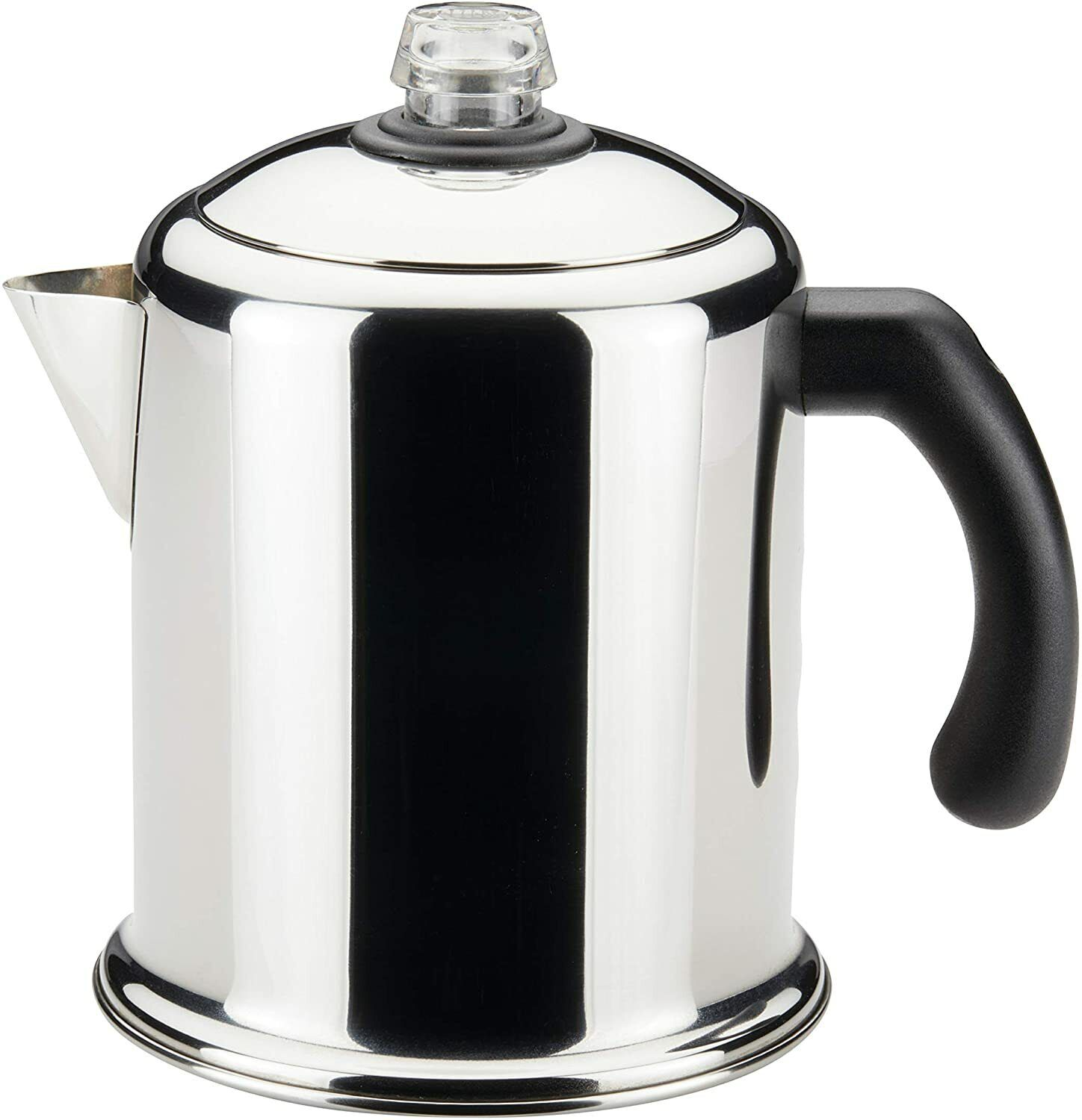 Farberware 50124 Classic Yosemite Stainless Steel Coffee Per