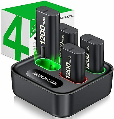 Controllers Charging Dock Rechargeable Battery Pack for Xbox One Xbox Series X S