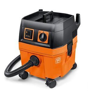 FEIN Turbo Vacuum Cleaner, 5.8 Gallon, 1100W