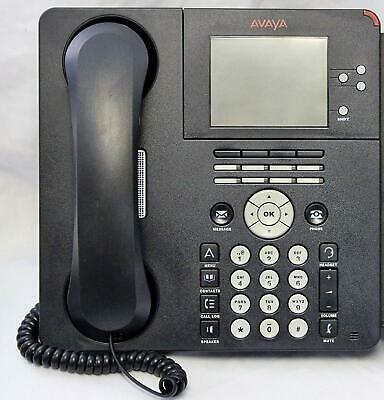 Avaya 9650 Color Ip Digital Voip Phone - With Stand -