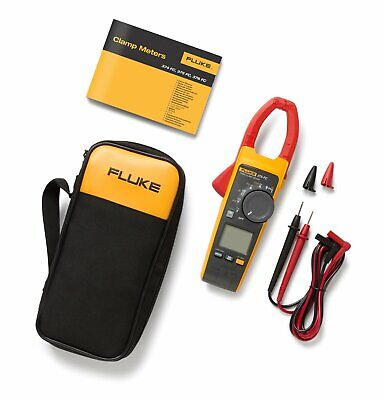 Fluke 375 Fc 600a Acdc Trms Wireless Clamp Meter