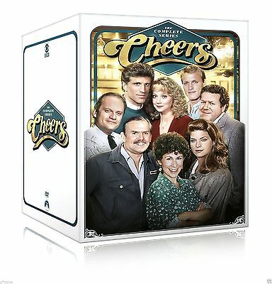 Cheers Complete Series Seasons 1 11 Dvd Set Tv Show Collection Lot Box Td