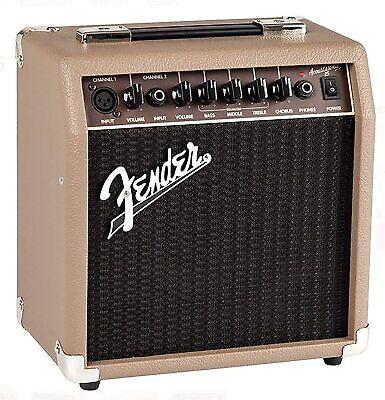 Fender Acoustasonic™ 15 watt Guitar Amp