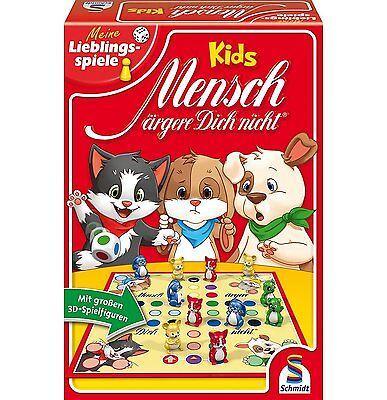 Mensch Argere Dich Nicht Kinder Brettspiele Kinderspiele Spielzeug