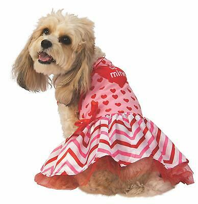 Valentine's Day Sweetheart Dress Holiday Fancy Halloween Pet Dog Cat