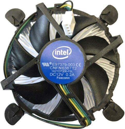 Intel E97379-003 Core i3/i5/i7 Socket 1150/1155/1156 4-Pin Connector CPU Cooler