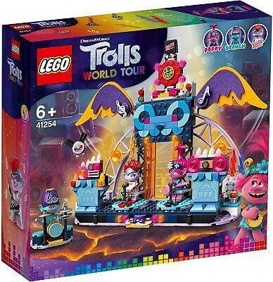 Lego Trolls 41254 - Concierto en Volcano Rock City - NUEVO