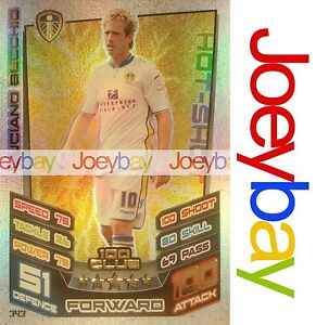 CHOOSE 12/13 MATCH ATTAX CHAMPIONSHIP 100 CLUB OR LIMITED EDITION CARD 2012 2013