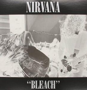 Nirvana - Bleach - Deluxe 2 x 180 Gram Vinyl LP & Download *NEW & SEALED*