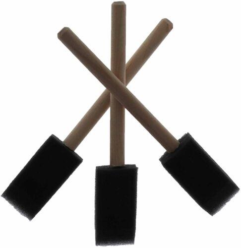 1 Inch Jen Manufacturing Orginial Poly-Brush Foam Disposable Brush 48 per box