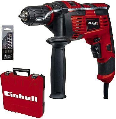 Einhell Taladro percutor TC-ID 720/1 E Kit 720W