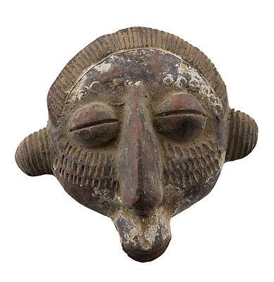 Mask African Pasport Miniature Divination Fetish Magic Trick (6500 B2B
