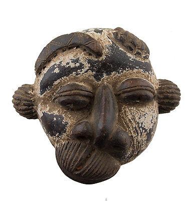 Mask African Passport Grade Invalid Earth Cotta Art First 6379 E9B