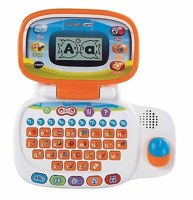 Laptop Learning Computer Vtech Toy Baby Educational Kid Kids NEW FREE SHIPPING