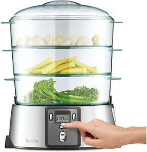 Brand New Breville The Quick Steam Digital Food Steamer For Sale $79