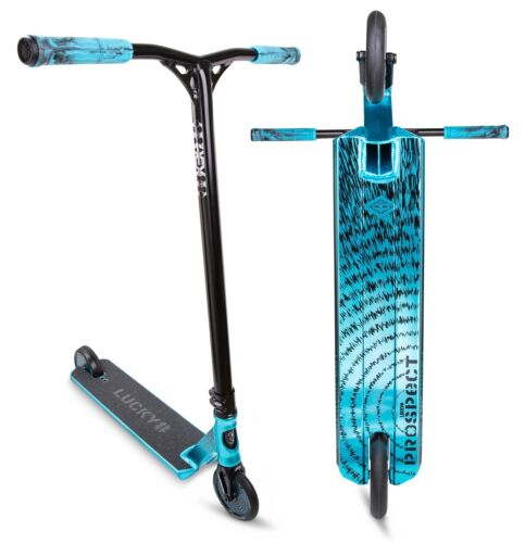 Lucky Prospect Complete Pro Kick Scooter Cobalt 2021 NEW