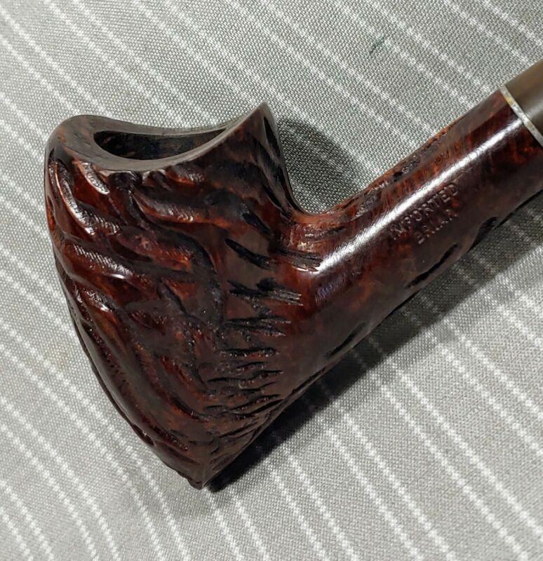 "Briarwood Estate Pipe - "" Untitled "" ~ Imported Briar"