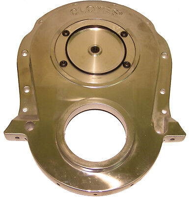Cloyes 9-231 Quick Button Two-Piece Aluminum Timing Cover 65-Up Big Block Chevy