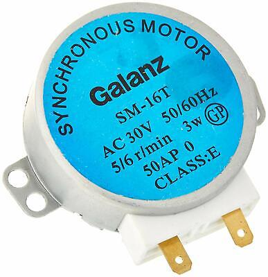 Sm-16t Ac 30v 3.5 4w 5 6rpm Synchronous Motor For Galanz Microwave Oven