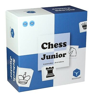 Chess Set for Kids aged 5 Years and up with Wooden Chess Pieces. Educational Mat - Chess Pieces Set Up