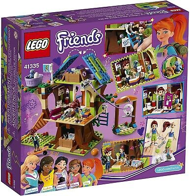 LEGO Friends Mia's Tree House 41335 Creative Building Toy Set for Kids, Best