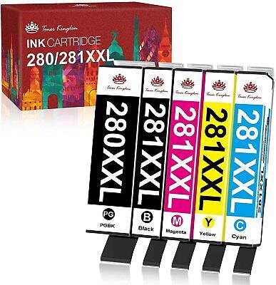 PGI-280XXL CLI-281XXL Printer Ink for Canon Pixma TR8520 TS9520 TS9521C 280 281