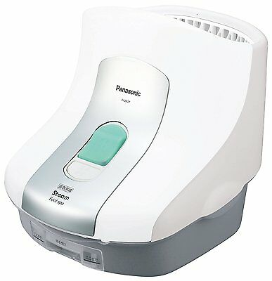 Panasonic Steam Foot Spa w/ Infrared heater White EH2862P-W