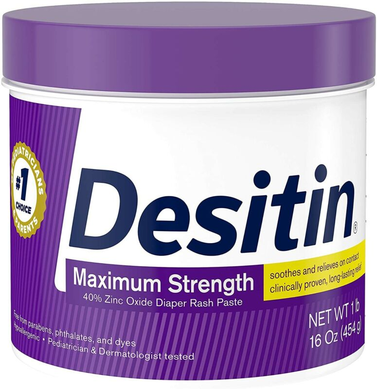 Desitin Maximum Strength Diaper Rash Cream - 16oz.