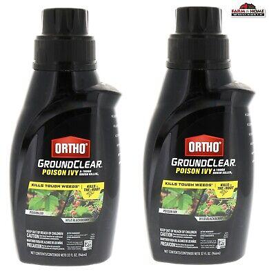 Ortho Ground Clear Poison Ivy Brush Killer ~ New
