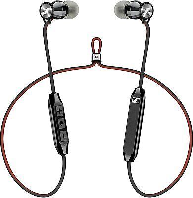 Sennheiser Momentum Free In-Ear Wireless Earphones - Black