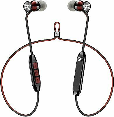 Sennheiser MOMENTUM Free Especial Edición BT In-Ear Auricular Rojo/Negro Nuevo