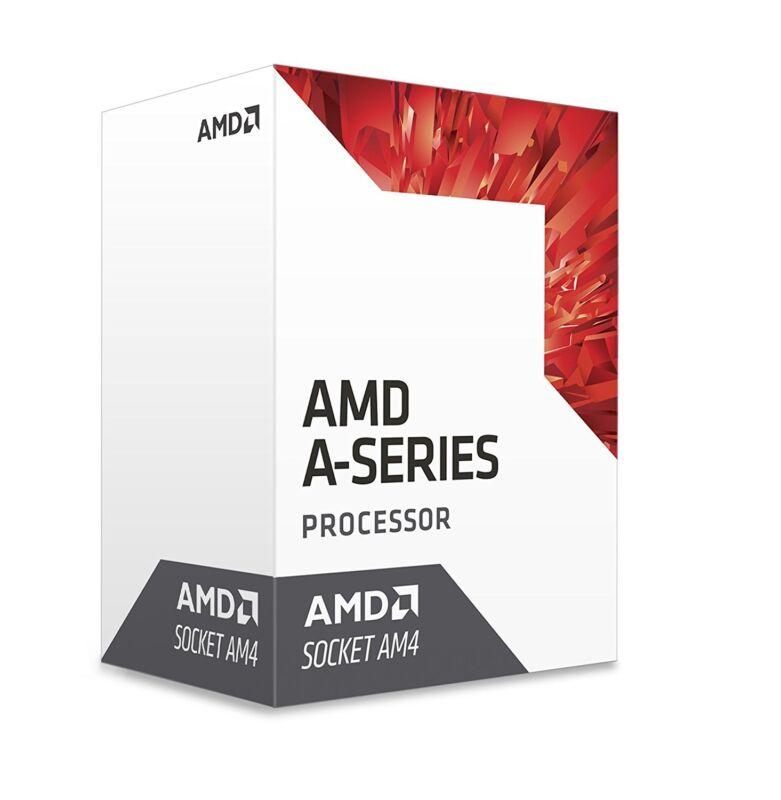 AMD A10-9700 Quad-core 3.50 GHz Processor Socket AM4 AD9700AGABBOX
