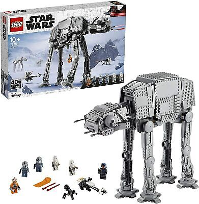 LEGO 75288 Star Wars AT-AT Walker Toy 40th Anniversary Set Collectible NEW