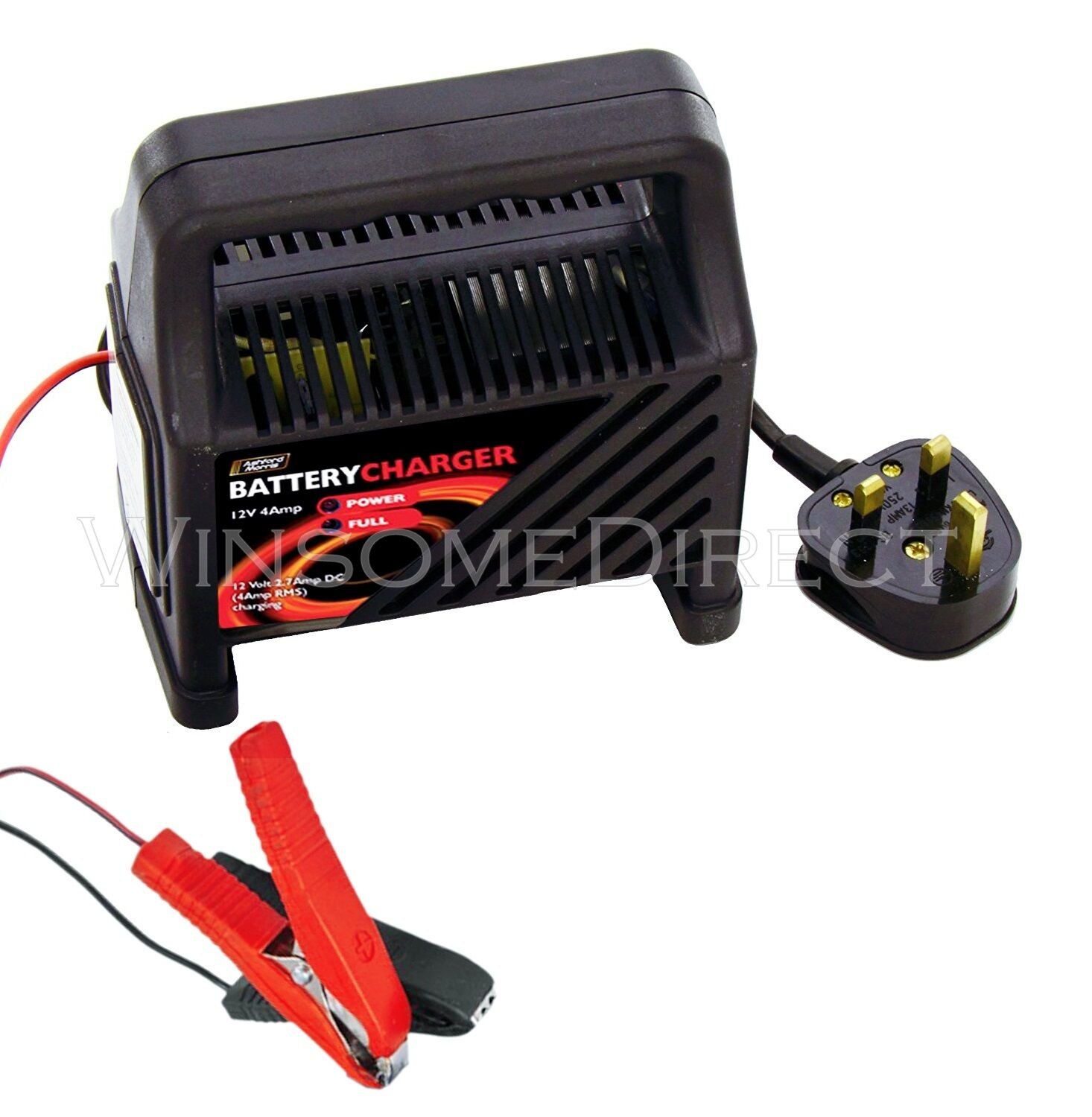 How To Use Instant Power Car Battery Charger