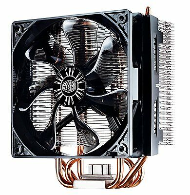 Cooler Master Hyper T4 RR-T4-18PK-R1 120mm CPU Fan For Intel and AMD Sockets