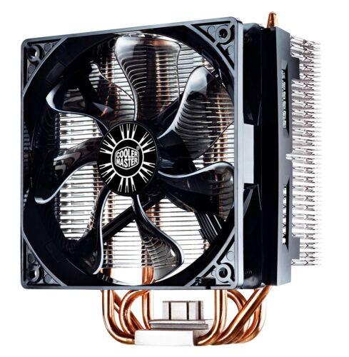 Cooler Master Hyper T4 120mm CPU Cooling Fan Black/Silver RR-T4-18PK-R1