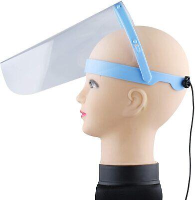 Gesichtsschutzschild verstellbar Schutzvisier Augenschutz Gesichtsschutz Visier
